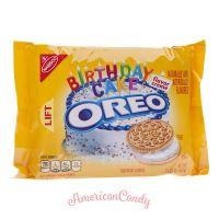 Golden Oreo Birthday Cake flavor Creme 432g
