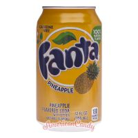 Fanta Pineapple USA
