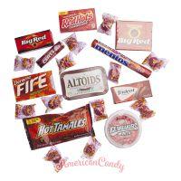 Cinnamon-Mix: 23 Zimt Süssigkeiten (12 Sorten)