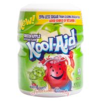 Kool Aid Barrel Green Apple 553g
