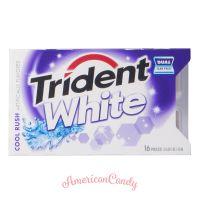 Trident White Cool Rush BigPack 16er