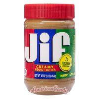 Jif Creamy Peanut Butter 454g