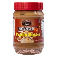 Mississippi Belle Creamy Peanut Butter 510g