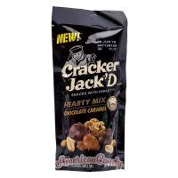 Cracker Jack'D Hearty Mix Chocolate Caramel 85g
