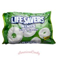 Lifesavers Mints Wint-O-Green / Wintergreen 368g