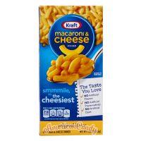 Kraft Macaroni & Cheese Dinner 206g