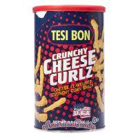 Tesi Bon Crunchy Cheese Curlz 156g