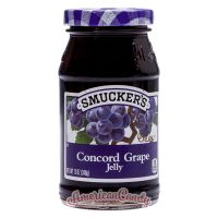Smucker's Concord Grape Jelly 340g