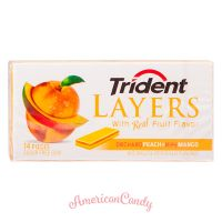 Trident Layers Orchard Peach + Ripe Mango 14er