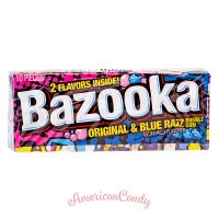 Bazooka Original & Blue Razz 10er USA