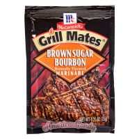 McCormick Grill Mates Brown Sugar Bourbon Marinade Mix