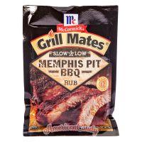 McCormick Grill Mates Memphis Pit BBQ Rub