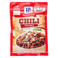McCormick Tex-Mex Chili Seasoning Mix