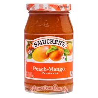 Smucker's Peach-Mango Preserves 510g