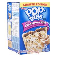 Pop Tarts Frosted Cinnamon Roll (2 Toast-Taschen)