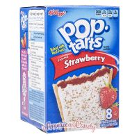 Pop Tarts Frosted Strawberry (2 Toast-Taschen)