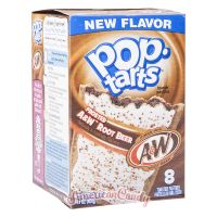 Pop Tarts Frosted A&W Root Beer (2 Toast-Taschen)