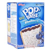 Pop Tarts Frosted Blueberry (2 Toast-Taschen)