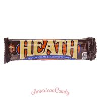 Hershey's HEATH Milk chocolate Toffee Bar