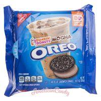 Oreo Dunkin' Donuts Mocha Limited Edition 303g