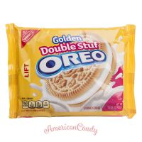 Golden Oreo Double Stuf 432g