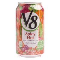 Campbell's V8 Vegetable Juice Spicy Hot