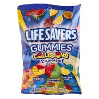 Lifesavers Gummies Collisions GIANT Pack 198g