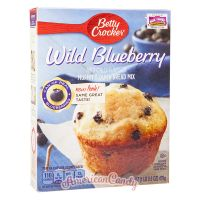 Betty Crocker Wild Blueberry Muffin Mix 517g