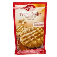 Betty Crocker Peanut Butter Cookie Mix 496g