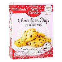 Betty Crocker Chocolate Chip Cookie Mix 453g