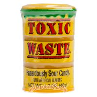 Toxic Waste Hazardously Sour Candy