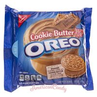 Oreo Cookie Butter Limited Edition 303g