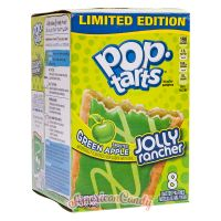 Pop Tarts Frosted Jolly Rancher green apple (2 Toast-Taschen)