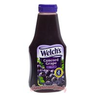 Welch's Squeezable Concord Grape Jelly 624g