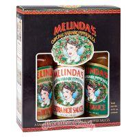 Melinda's Original Habanero Pepper Sauce 3er Gift-Pack