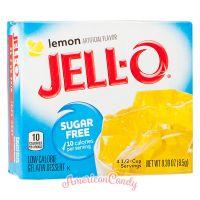Jell-O Instant Pudding Gelatin Dessert Lemon Sugar Free