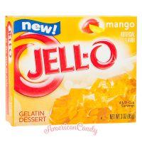 Jell-O Instant Pudding Gelatin Dessert Mango