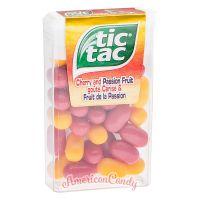 TicTac Cherry & Passionfruit