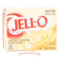Jell-O Vanilla Instant Pudding & Pie Filling