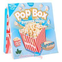 Poppy Mikrowellen-Popcorn Salzig