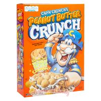 Cap'n Crunch's Peanut Butter Crunch 396g