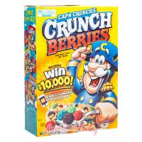 Cap'n Crunch's Crunch Berries 370g