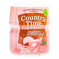 Country Time Barrel Pink Lemonade 538g