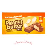 Chocolate Buddy Peanut Butter Bars 100g