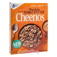 General Mills Cheerios Chocolate Peanut Butter