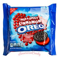 Oreo Hot and Spicy Cinnamon