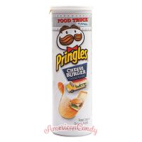 Pringles Cheese Burger