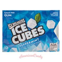 Ice Breakers Ice Cubes Peppermint