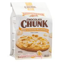 Pepperidge Farm White Chocolate Macadamia Crispy Cookies 204g