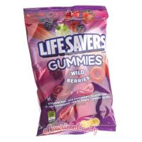 Lifesavers Gummies Wild Berries GIANT Pack 198g